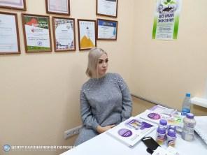 В Школе волонтеров – организация питания тяжелобольных 3