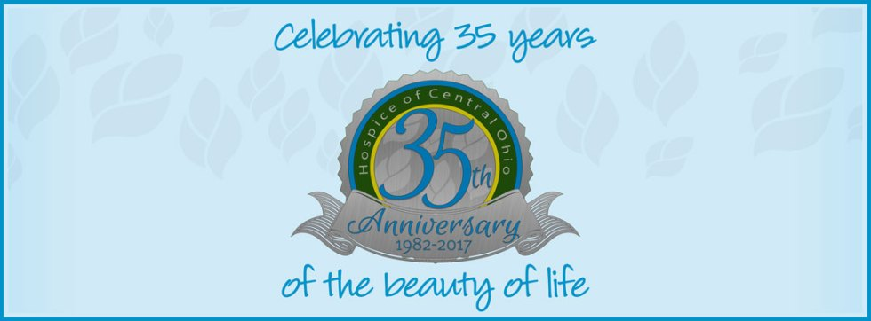 Celebrating 35 Years of the beauty of life.