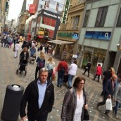 It's not Grafton Street - unless you're a Dortmunder