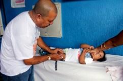 Jornada de vacunación día del niño 2015