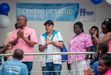 Inauguración Puesto Salud Las Mercedes