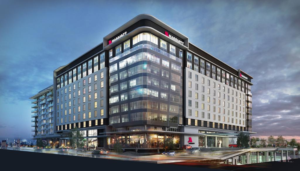 Marriott Announces New Openings in Johannesburg, South Africa
