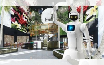 Hotel Sky : SA's new billion rand hotels will feature AI-powered robots, out of this world dining