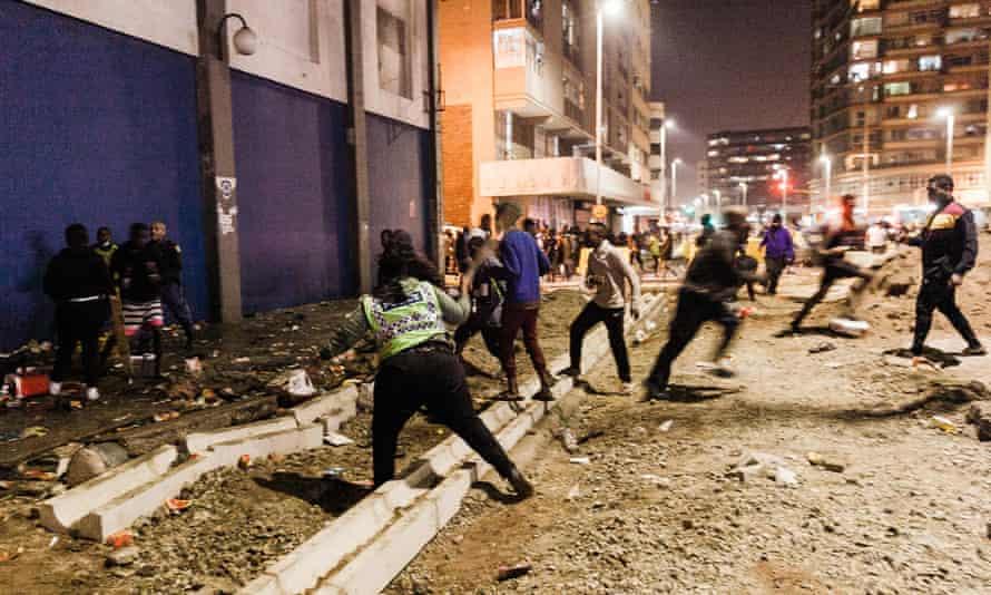 Riots put brand SA at risk
