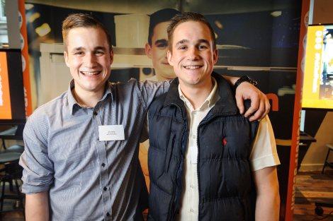 Alex & Craig Hawkes
