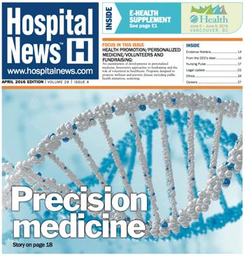 Hospital News April Edition