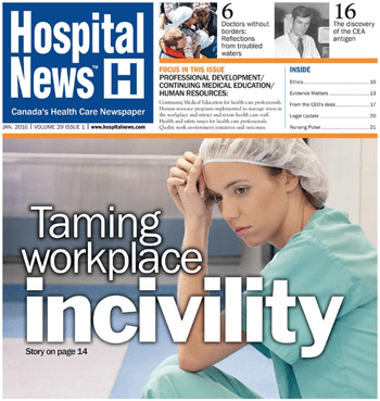 Hospital News January Edition