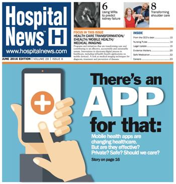 Hospital News June Edition