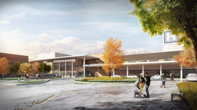 The long-awaited expansion and renovation of Halton Healthcare's Milton District Hospital will be completed in 2017.