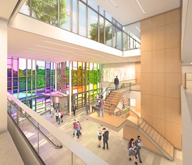 The new Peel Memorial Health Centre is expected to substantially completed in fall 2016.