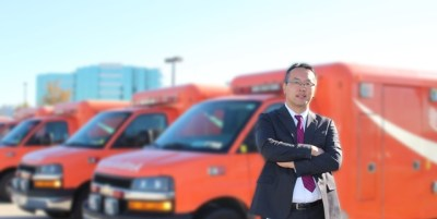Dr. Homer Tien is the Chief Medical Officer at ORNGE.