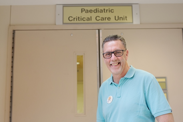 Hospital News' Nursing Hero Contest winner: Meet Neil