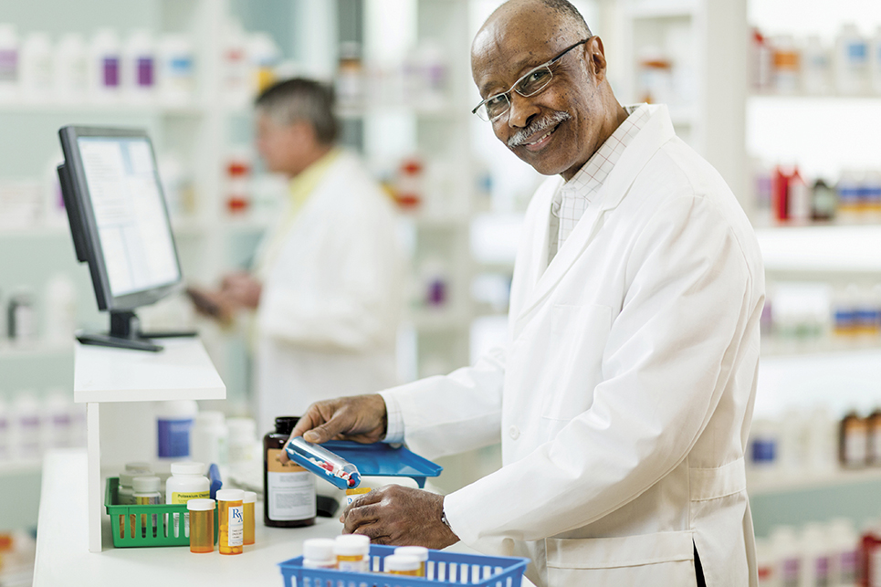 The role of the pharmacist in senior care - Hospital News