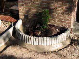 already something planted