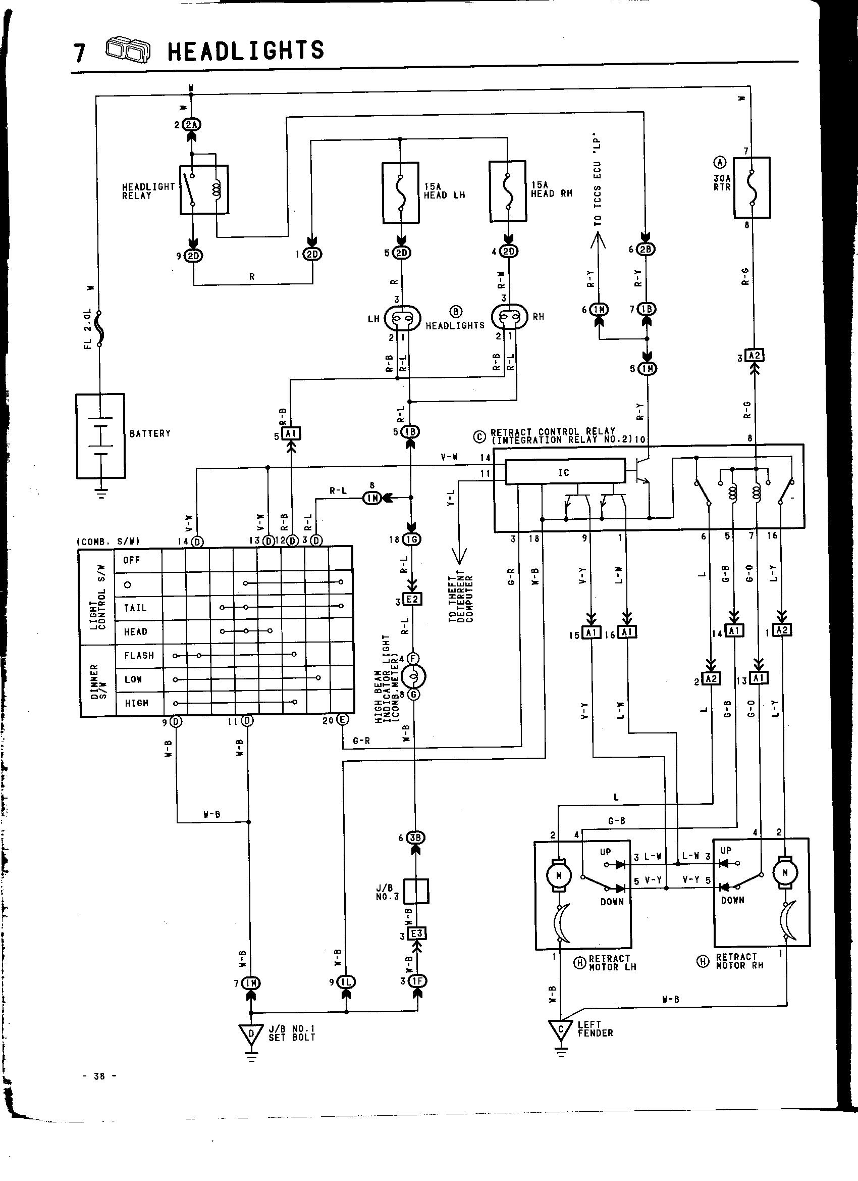 Exploded View Of Integration Relay
