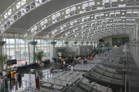 San Jose Airport 2
