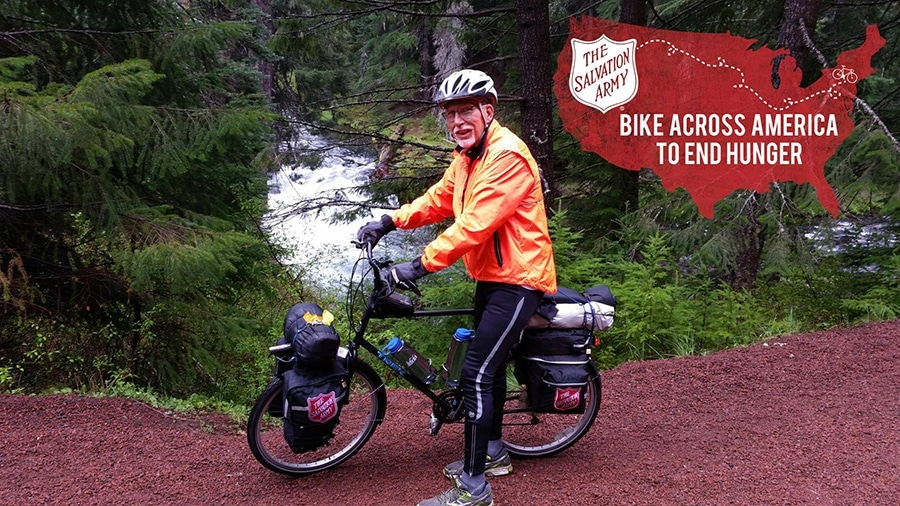 bike across america 2 end hunger