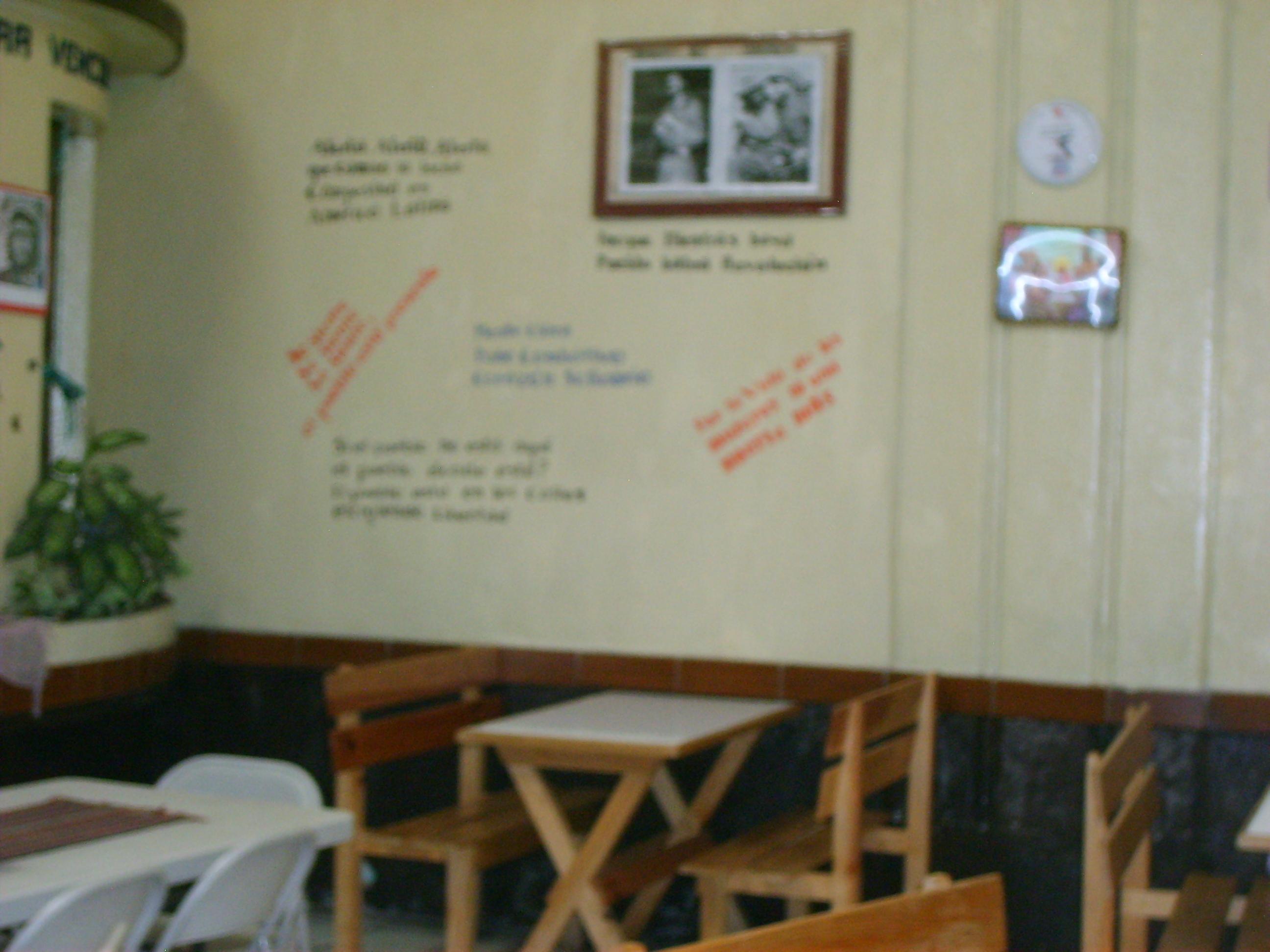 Café Rossitas.