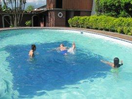 pasadia piscina