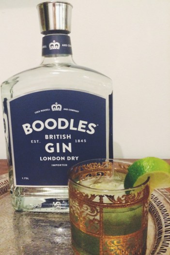Boodles Gin is the best.
