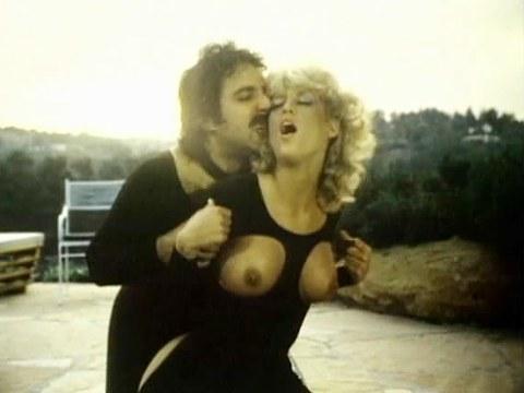 Amber Aroused - Classic Nudist, Vintage Bdsm Art