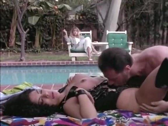 Deidre Holland, Jon Dough, Tony Tedeschi in vintage xxx clip