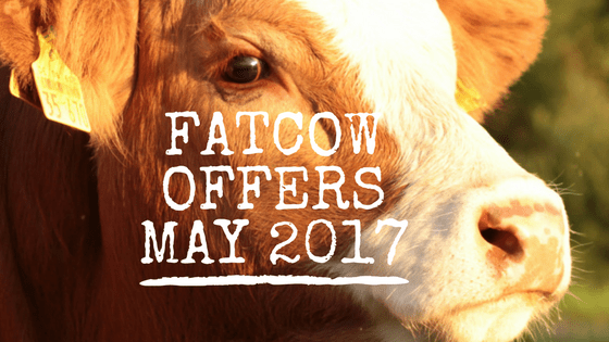 fatcow offers May