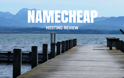 Namecheap hosting review logo