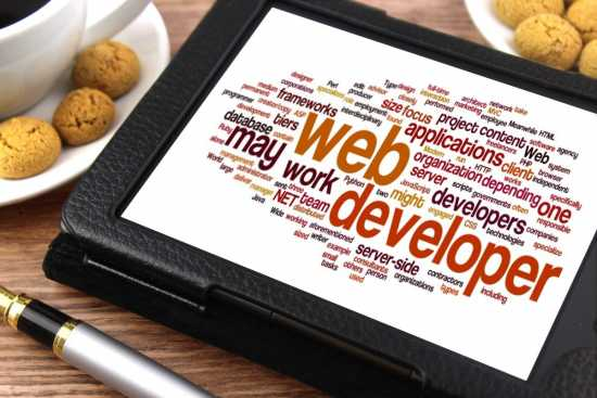 Web developer promotoions