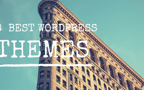 8 Wordpress Themes Review