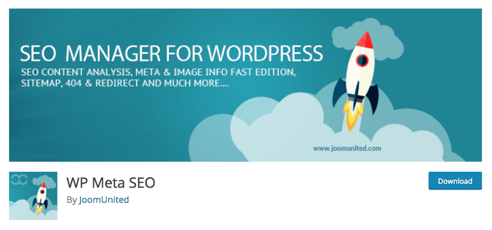 WP Meta SEO WordPress Plugins