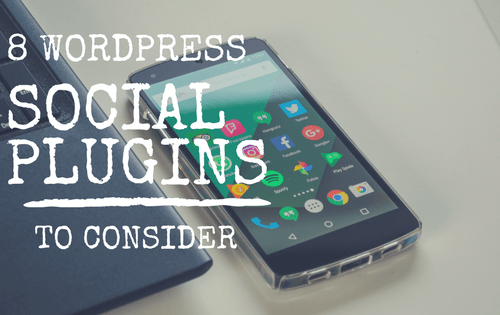 Best Wordpress Social Plugins Logo