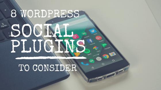 Best Wordpress Social Plugins Logo