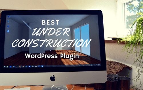 Best Under Construction WordPress Plugin logo