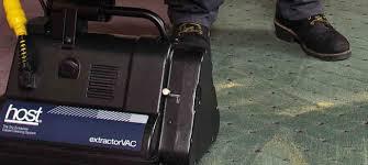 máquinas para la limpieza de alfombras y moquetas