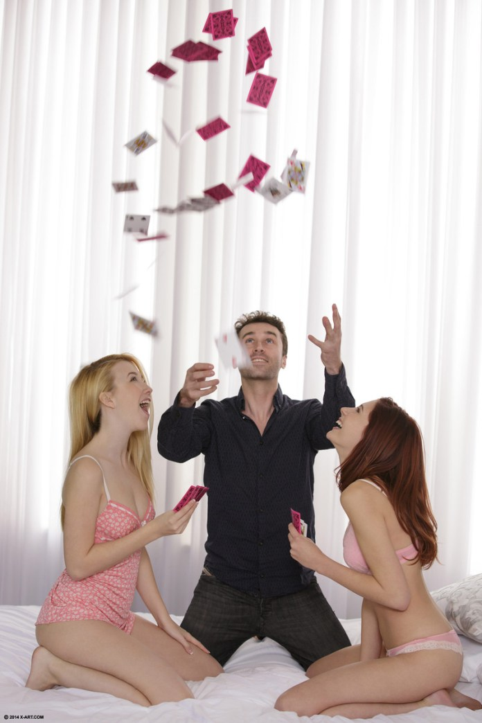 X-Art - James Deen Ashley S Sammy in Go Fish photos album