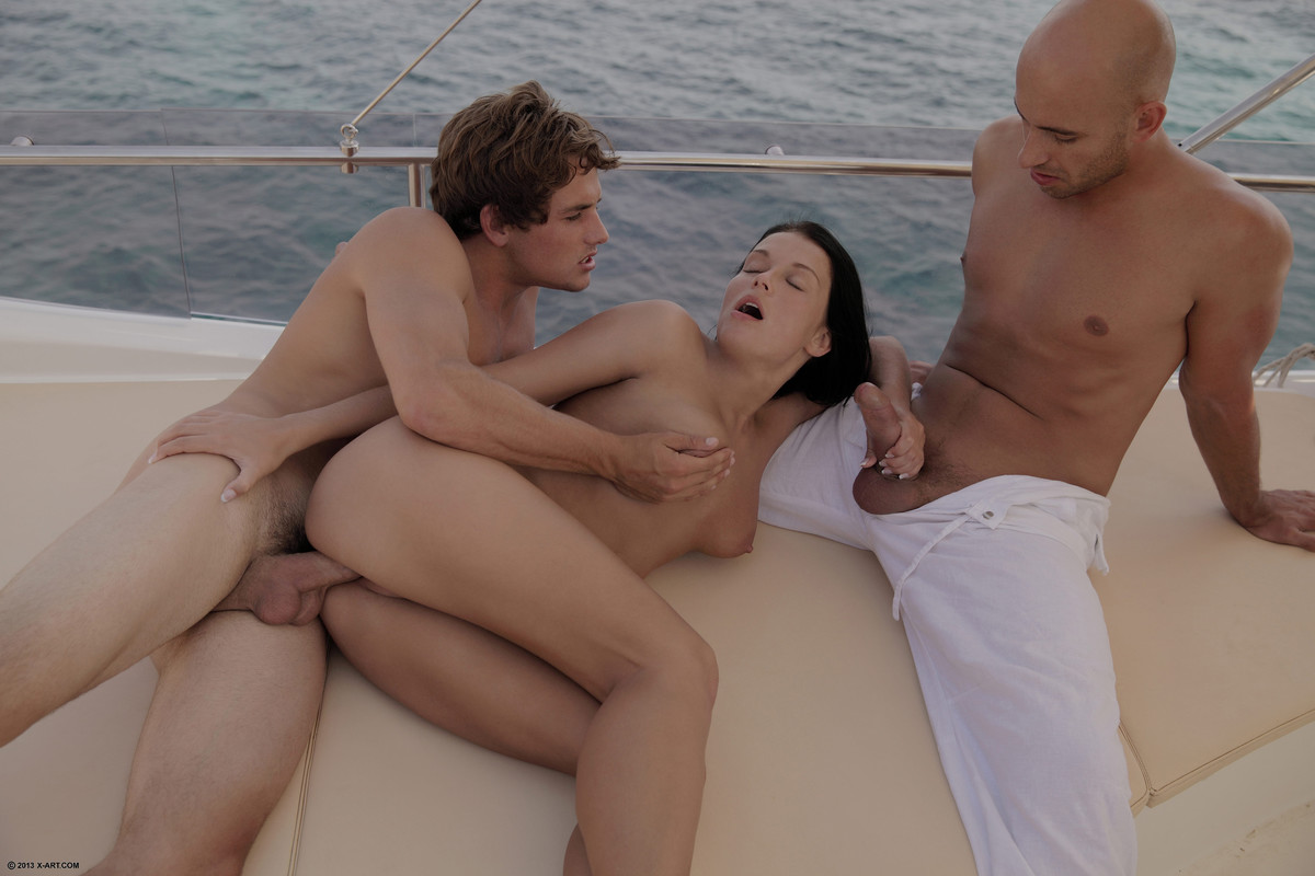 Recommend party boat orgy