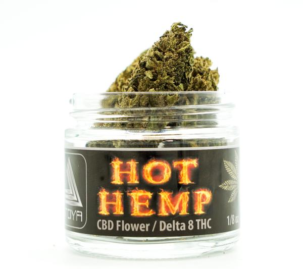 Buy a 1/2 Ounce of Hot Hemp and get a FREE Bag of Gummies