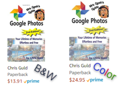 Mrs. Geek's Guide to Google Photos