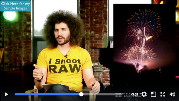 16 tips for shooting fireworks photos