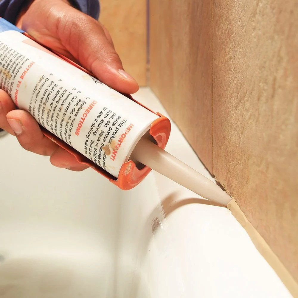 Bathtub Caulking Tips The Family Handyman