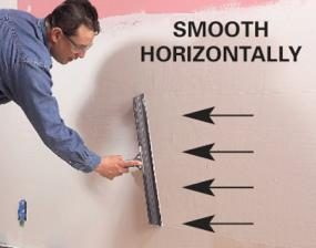 Photo 2: Smooth horizontally