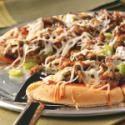 Sausage Pizza