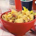 Honey-Mustard Potato Salad
