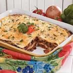 Taco Lasagna Photo