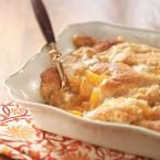 Tennessee Peach Pudding Photo