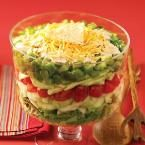 Mexican Layered Salad Photo