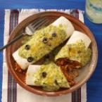 Terrific Turkey Enchiladas Photo