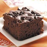 Chocolate Peanut Butter Cake Photo