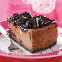 Chocolate Cookie Cheesecake Photo